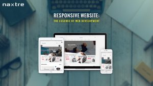 Responsive Web Development Company India